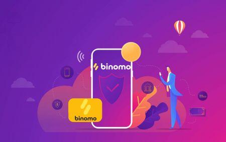 Cómo iniciar sesión y depositar fondos en Binomo